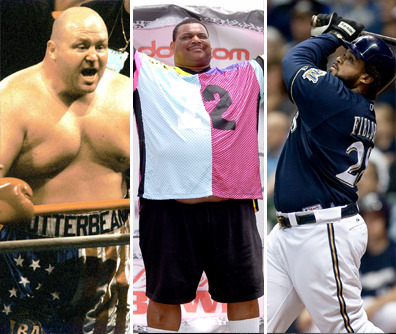 The 11 Fattest Athletes in History
