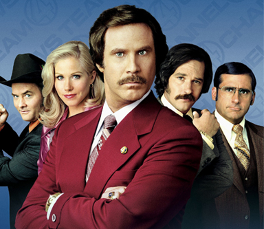 """""""Anchorman"""" Lines to Live By"""