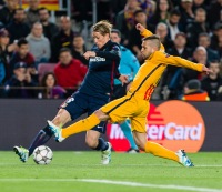 Fit Fix: Atlético Madrid Stuns Barcelona, 2-0, in Battle of Champions League Heavyweights