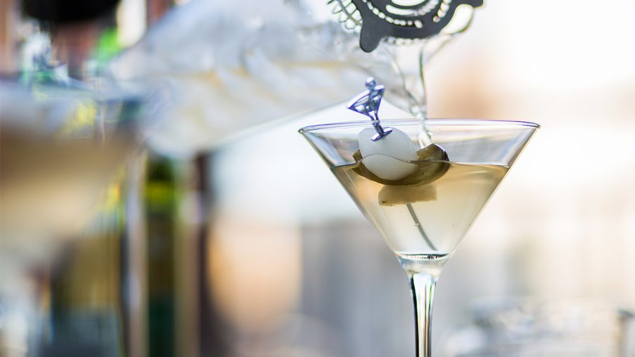 How to Make the 'Fire and Spice' Martini Cocktail