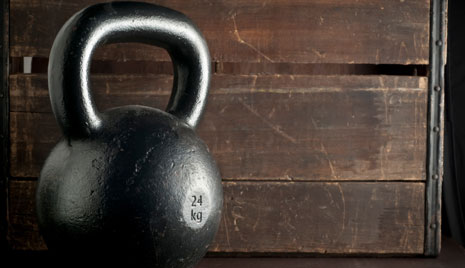 The Fit 5: Exercise With Kettlebells