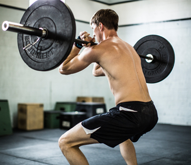 The Fit Five: Raw Strength