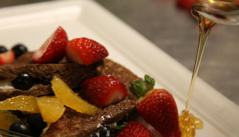 Healthy Breakfast Recipe: Fitter French Toast