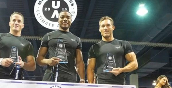 Ultimate Athlete 2013 Preview [VIDEO]