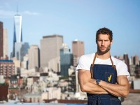 Chef Franco Noriega photographed in New York City. Photo by Sandra Arenas.
