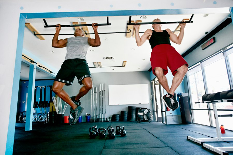 5 Ways to Amp up Your Pullup