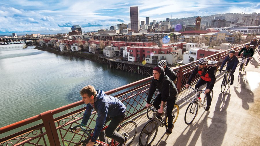 The 2014 Fittest City in America: Portland