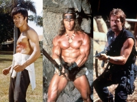 Hollywood's All-time Fittest Men