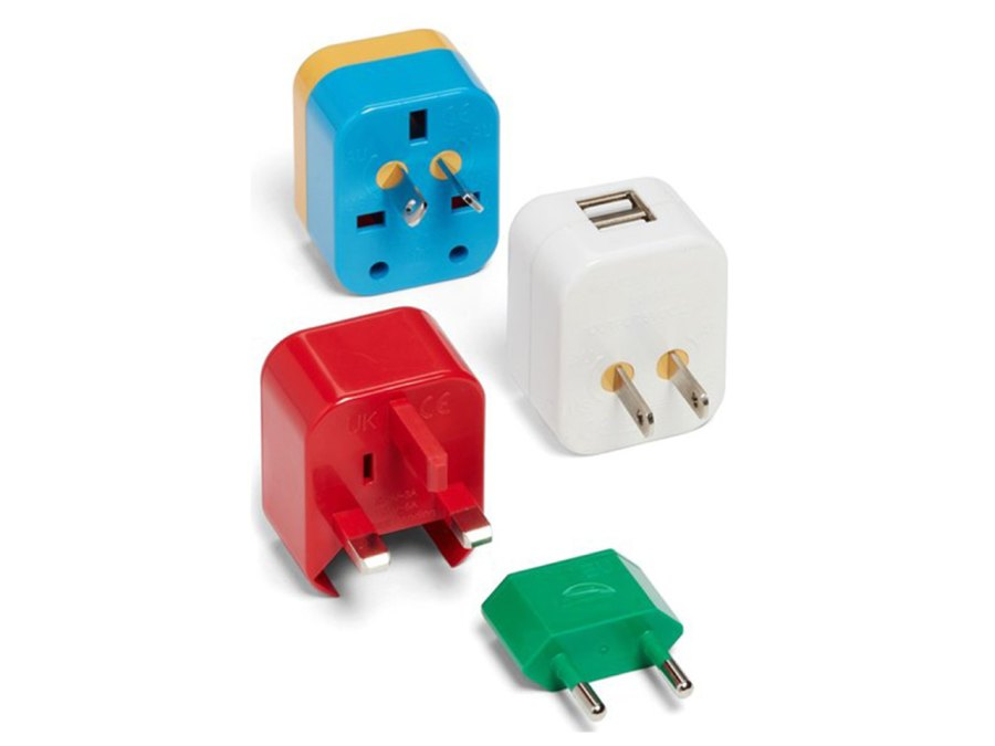 5-in-1 Universal Travel Adapter by Flight 001