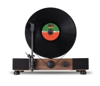 Gramovox Floating Record Vertical Turntable