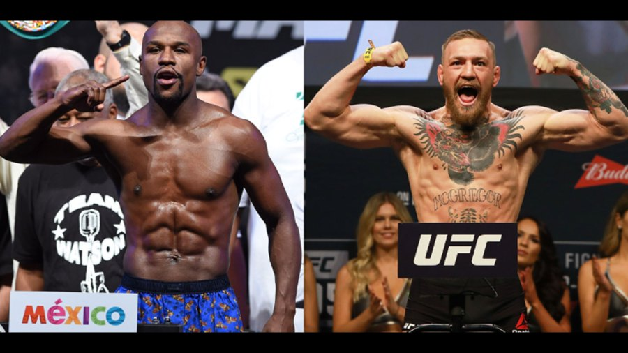 Floyd Mayweather Offered Conor McGregor $15 Million for Fight