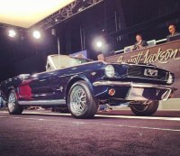 The 2014 Barrett-Jackson Collector Car Auction Kicks Off in Style