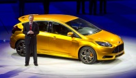Test Drive: 2013 Ford Focus ST