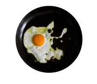 Fried Eggs—Breakfast 1