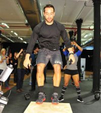 CrossFit Games 2012: Rich Froning Interview