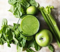 5. Eat fruits and greens