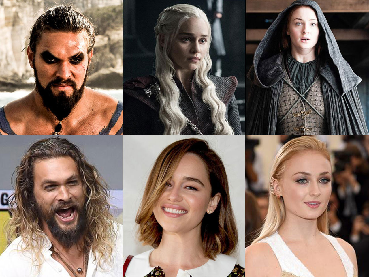 What These Game Of Thrones Actors Look Like In Real Life Gallery