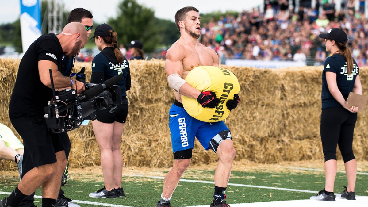 Do the crossfit games test for steroids new organon online