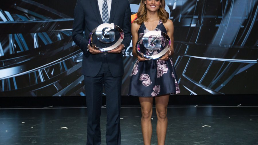 Gatorade Athlete of the Year Award Winner Sydney McLaughlin on the Power of a Chocolate Bar, How to Zone Everything Out, and What She's Looking Forward to in Rio