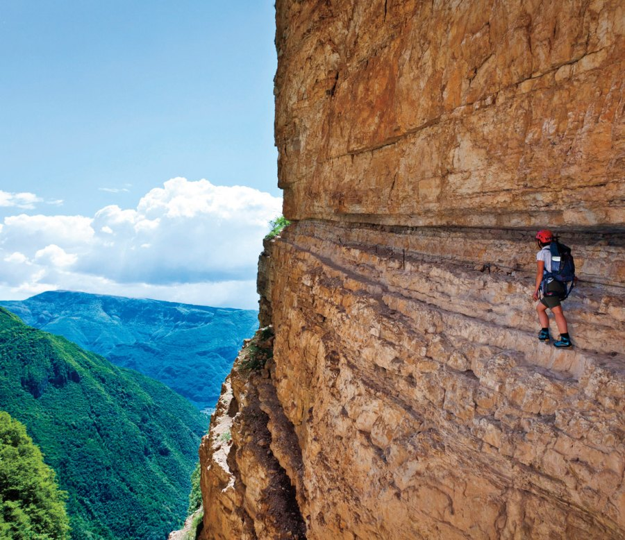 4 Heart-Pumping (But Safe) Rock Climbing Adventures to Take This Summer