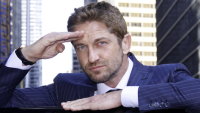 Man up With Gerard Butler