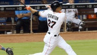 Watch: Giancarlo Stanton Blasts an Epic 401-Foot Home Run