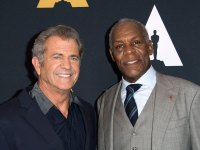 Mel Gibson and Danny Glover