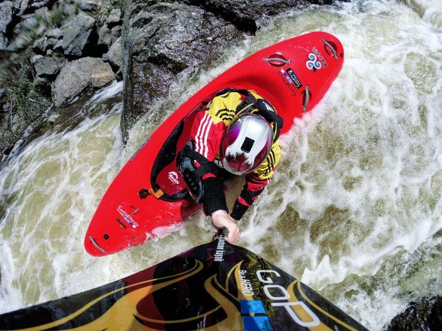 10 Epic Photos From the 2014 GoPro Mountain Games