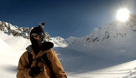 GoPro HERO3 Review: the Adventure-Man's Favorite Toy
