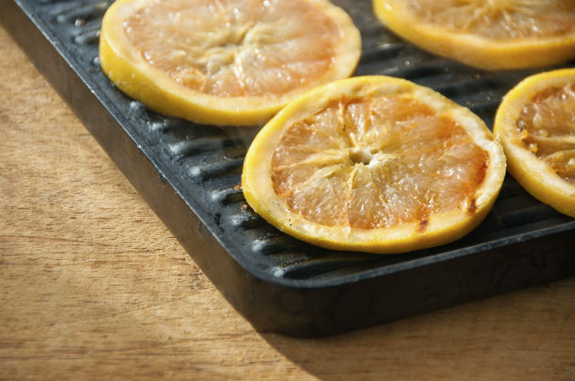 4.  Grill Up Some Grapefruit