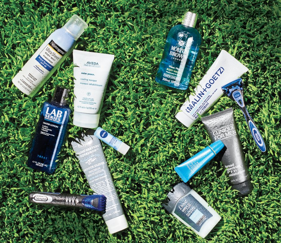 The Best Summer Grooming Products for Men 2016