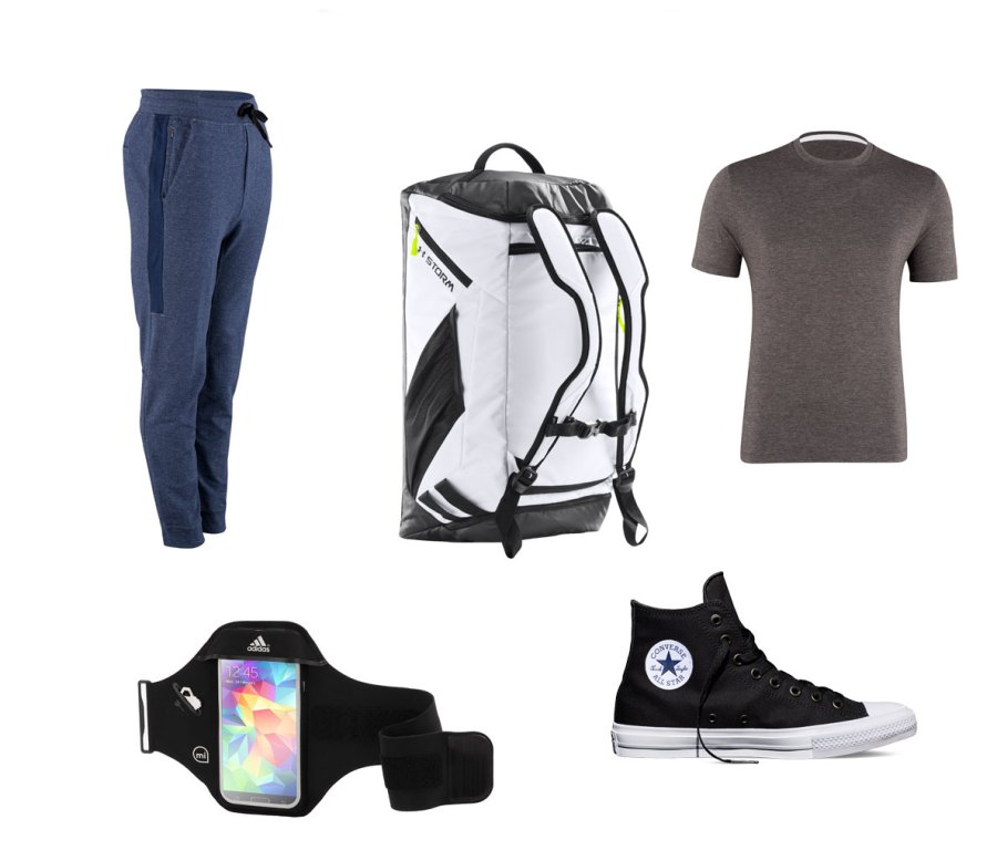 Gear You Need for Your First Day at the Gym