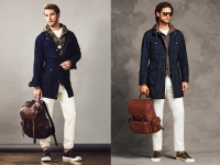 Pull off a cool jet setter's getup for thousands less