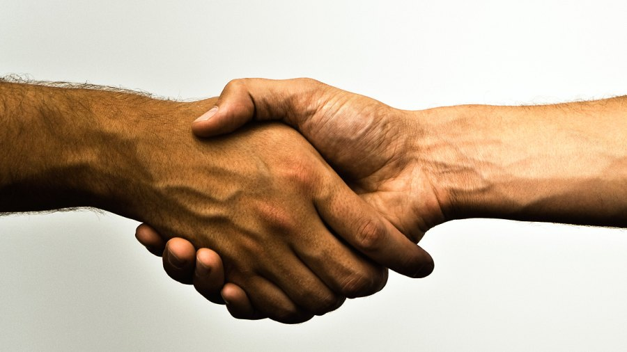 Get a Grip: Millennial Guys Have Weaker Handshakes Than Their Fathers Did
