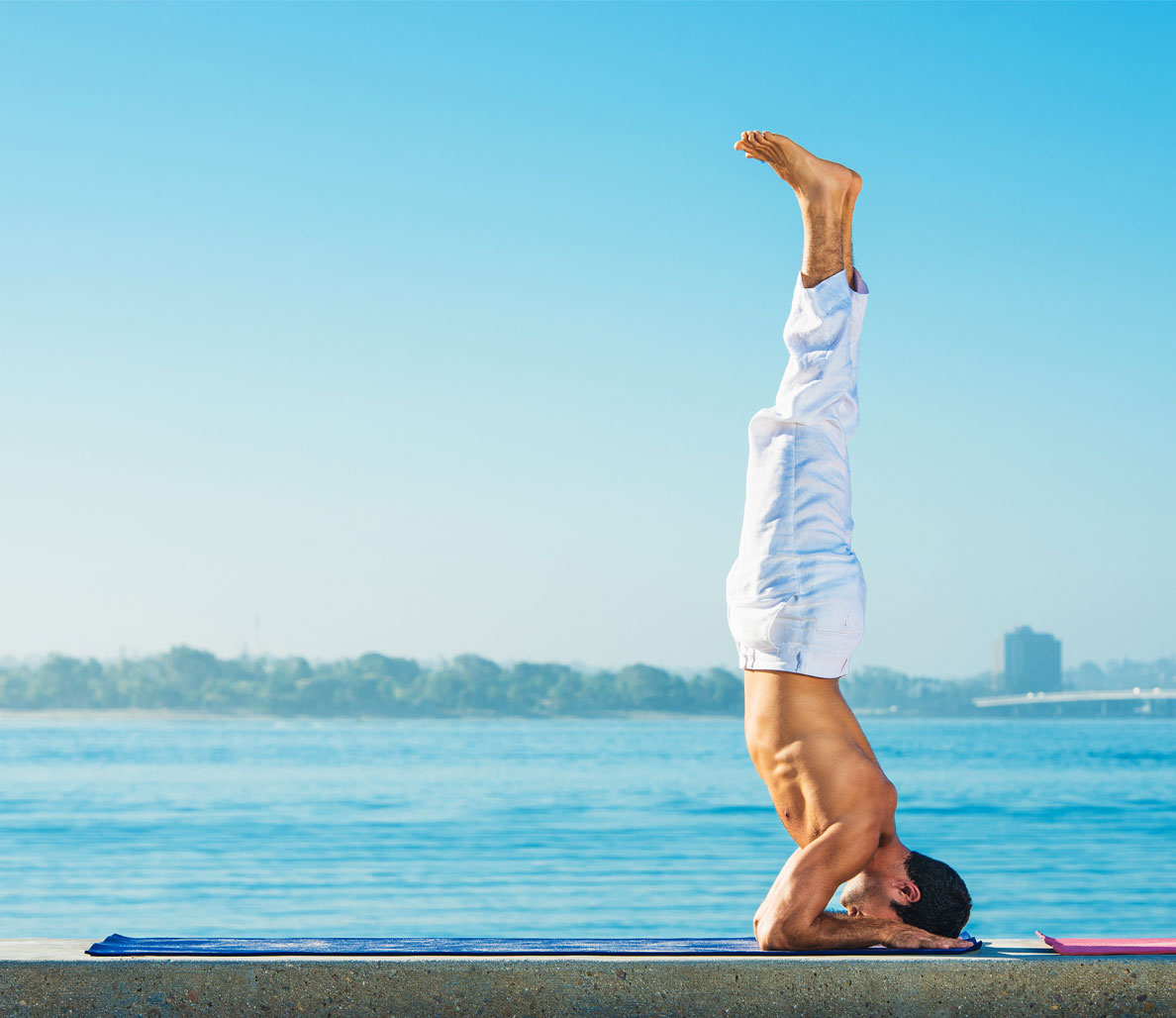 3 Challenging Yoga Poses For Men