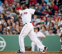 Fit Fix: Watch Hanley Ramírez Defend His Turf With a Monster 468-Foot Home Run