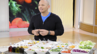 Celebrity Fitness Trainer, Harley Pasternak's Go-to Smoothie Recipe