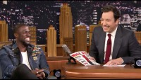 Kevin Hart visits Jimmy Fallon on 'The Tonight Show'