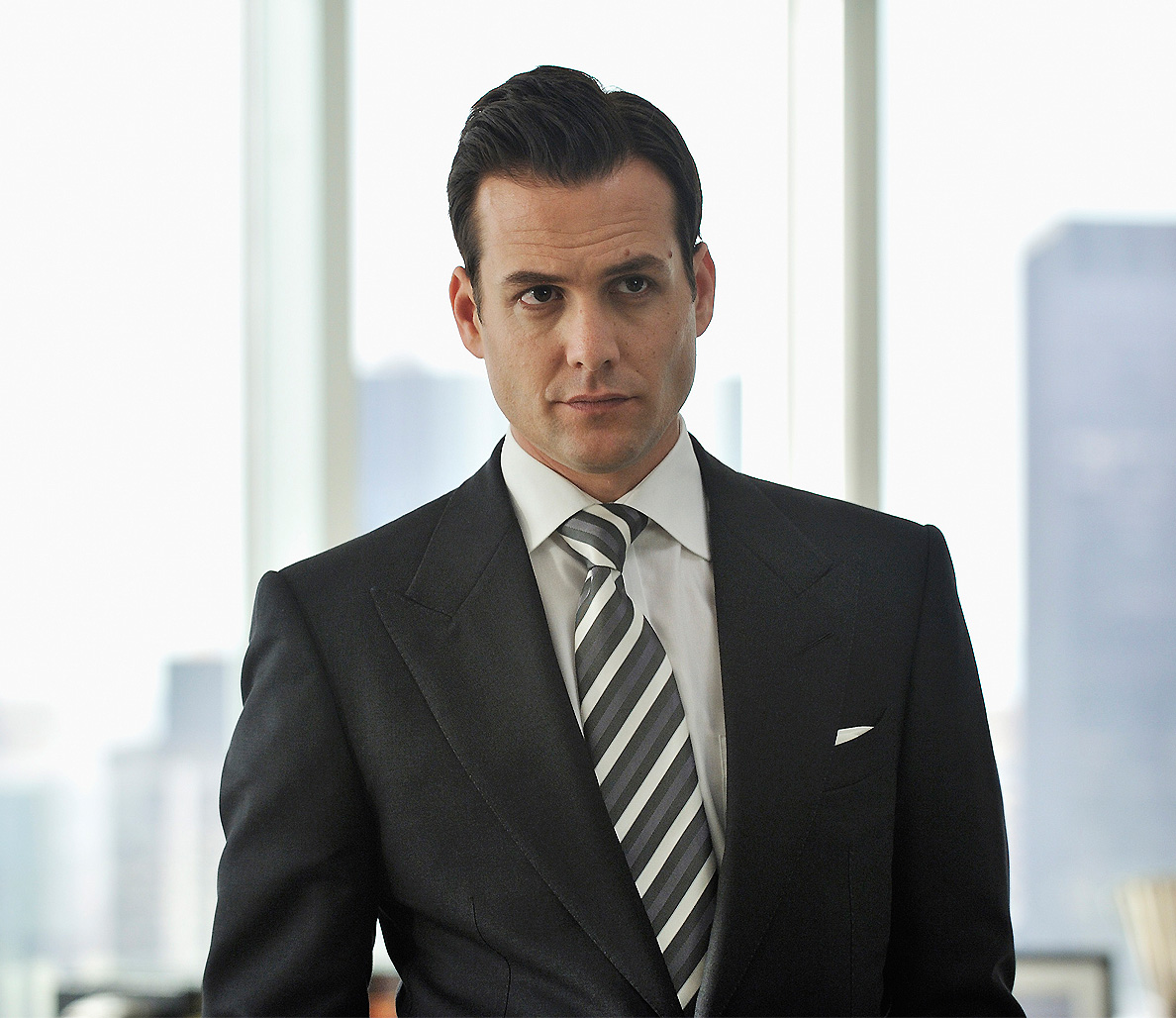 how to steal the hairstyles from the best-looking men on tv: harvey
