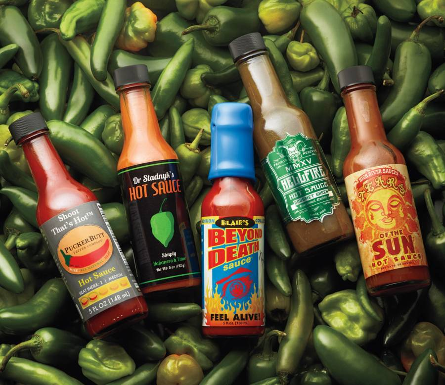 The 7 Healthiest Hot Sauces That Will Instantly Fire up Your Food