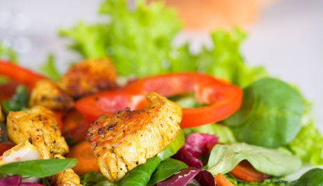 The Fit 5: Healthy Eating Guide