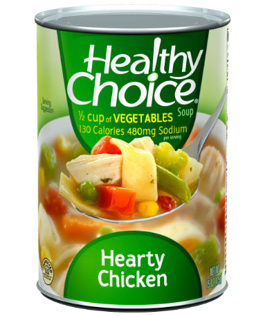 3. Healthy Choice Hearty Chicken