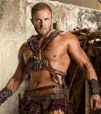Spartacus: Behind the Scenes With Heath Jones and Blessing Mokgohloa