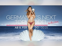 Heidi Klum's Head-Turning 'GNTM' Ad: Photo