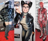 Heidi Klum: the Queen of Halloween
