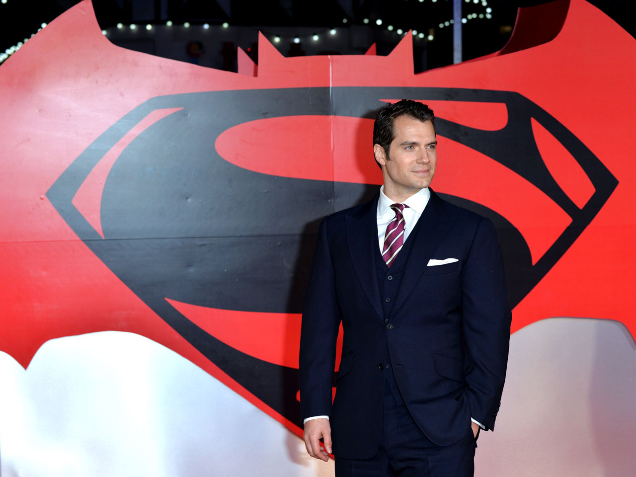 Henry Cavill's Superman Might Appear in Shazam' With Zachary Levi: Report pictures