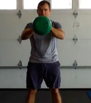 High Octane Kettlebell Workout for Fighters