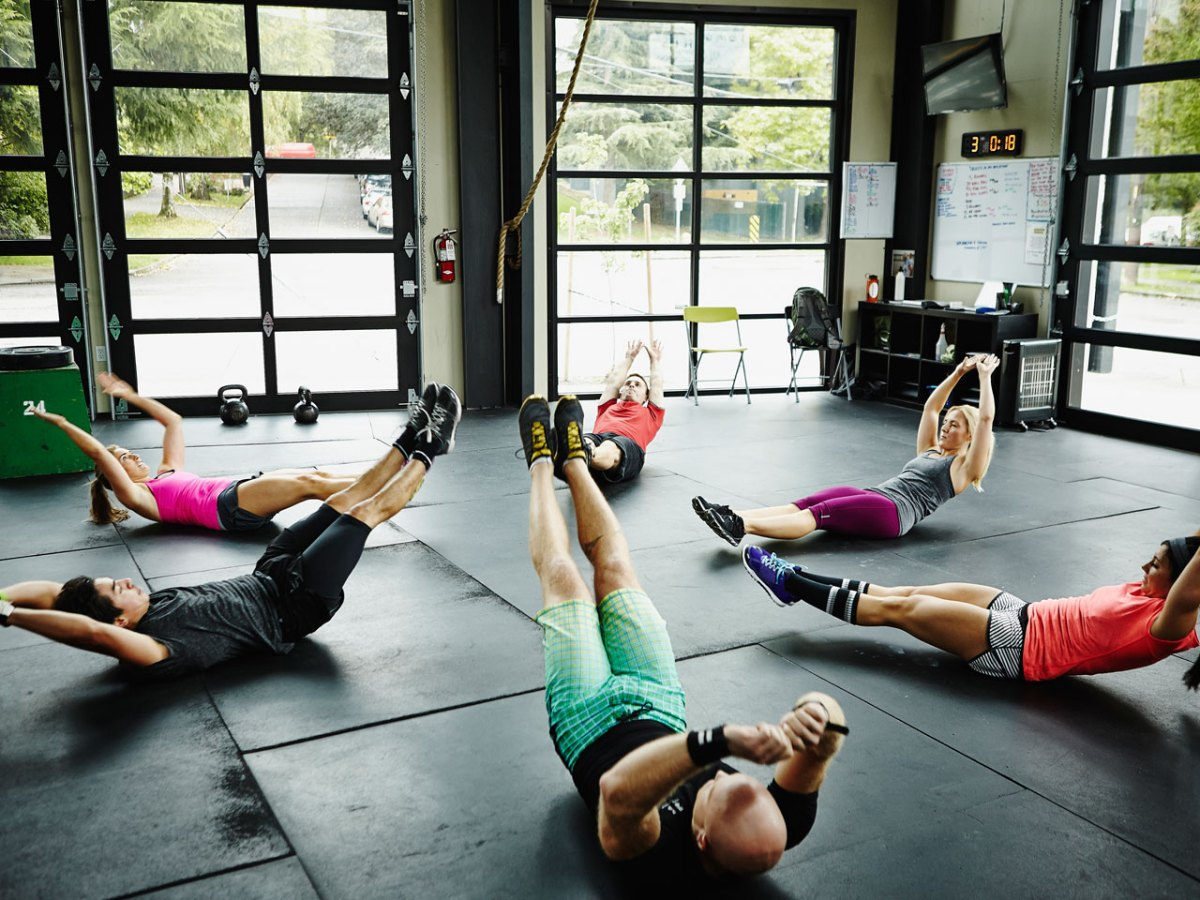 The 10 Best Abs Exercises For Beginners Circuit Training