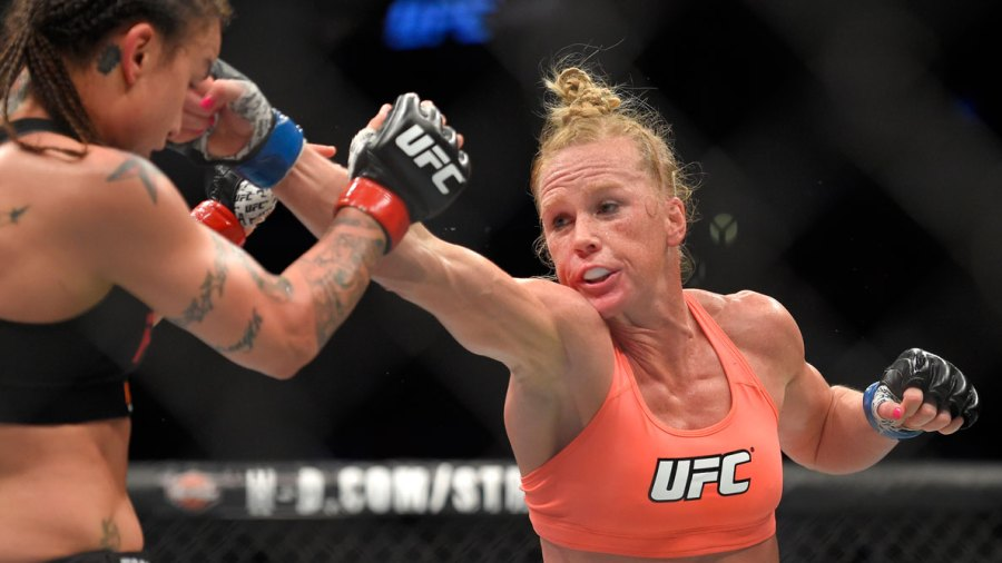 Fit Fix: Holly Holm Will Fight Again Before Taking on Ronda Rousey, Dana White Says