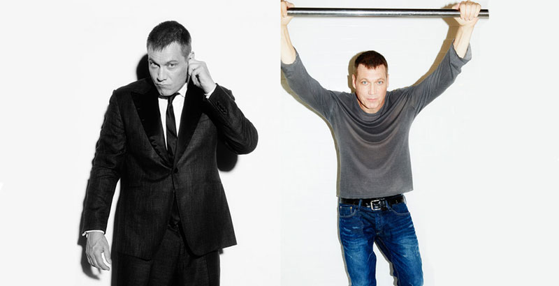 Holt McCallany of Netflix's series 'Mindhunter'